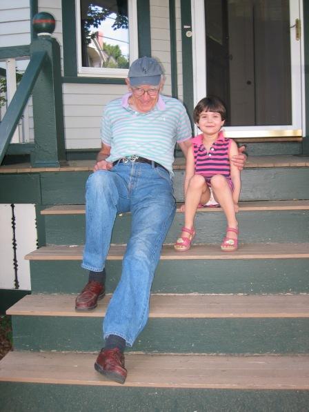george-nina-porch-2007